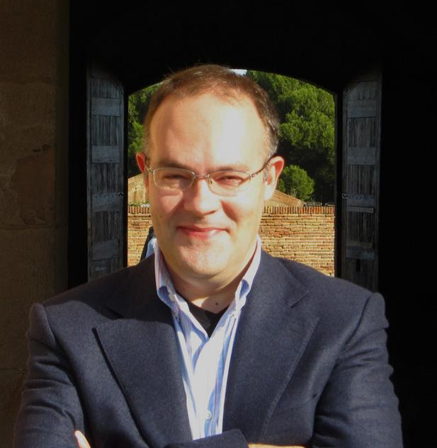 Picture of Jordi Capdevila - Secretary General of International Foundation for Spiritual Unfoldment