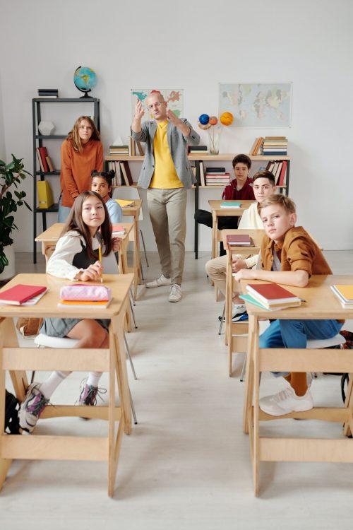 School Teachers Training